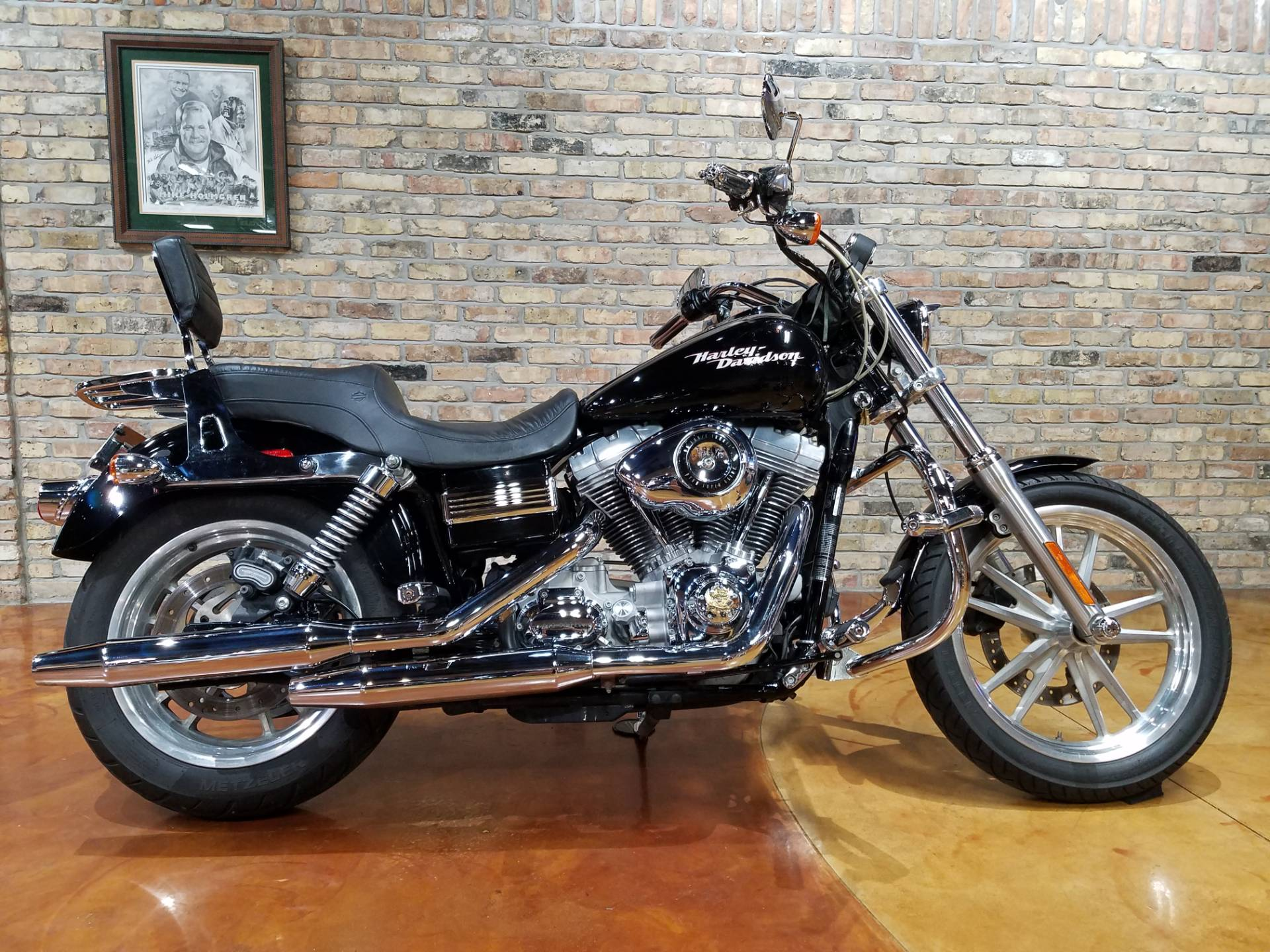 2008 Harley-Davidson Dyna Super Glide in Big Bend, Wisconsin - Photo 1