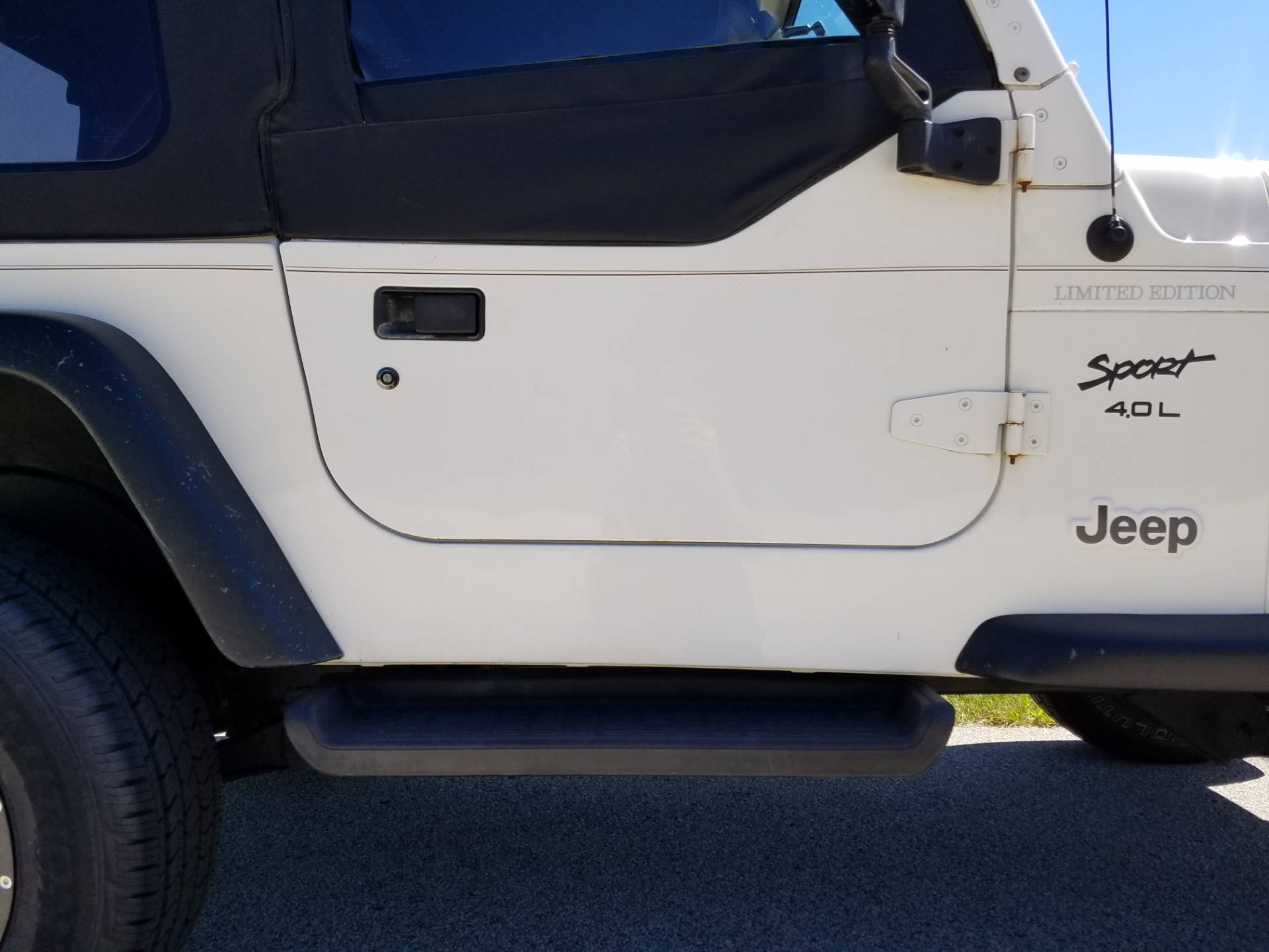1999 Jeep® Wrangler Sport in Big Bend, Wisconsin - Photo 8