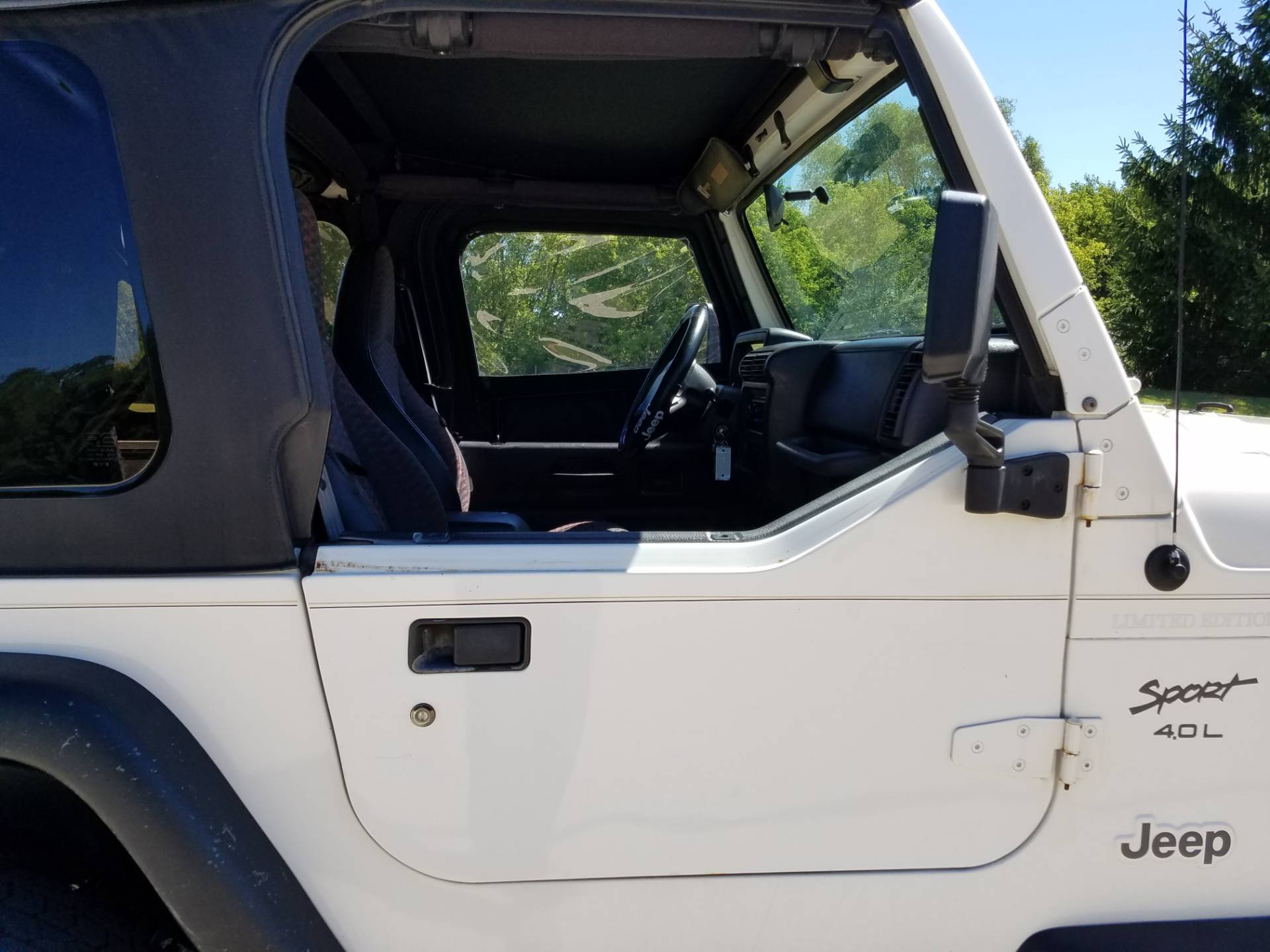 1999 Jeep® Wrangler Sport in Big Bend, Wisconsin - Photo 15