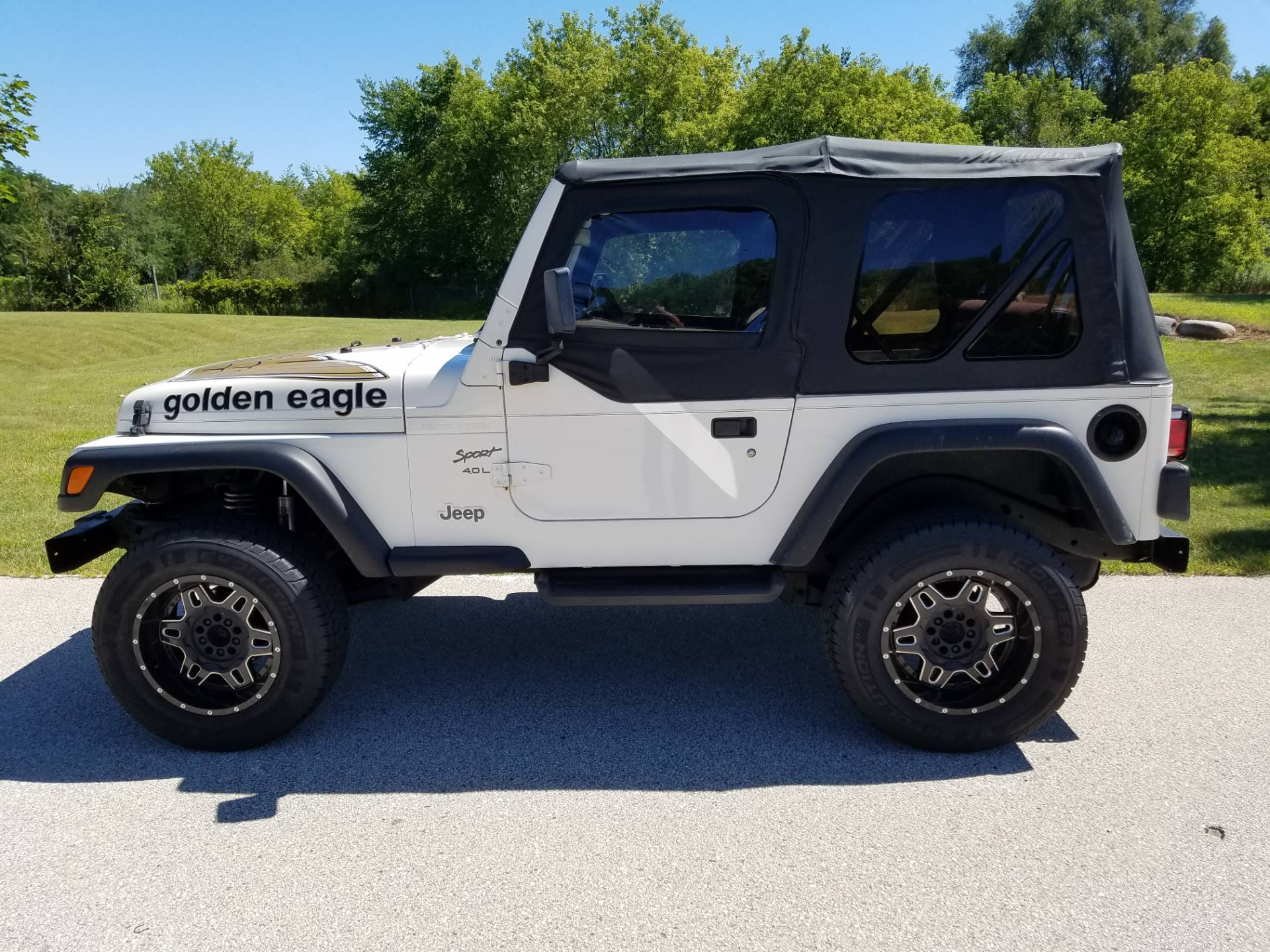 1999 Jeep® Wrangler Sport in Big Bend, Wisconsin - Photo 27