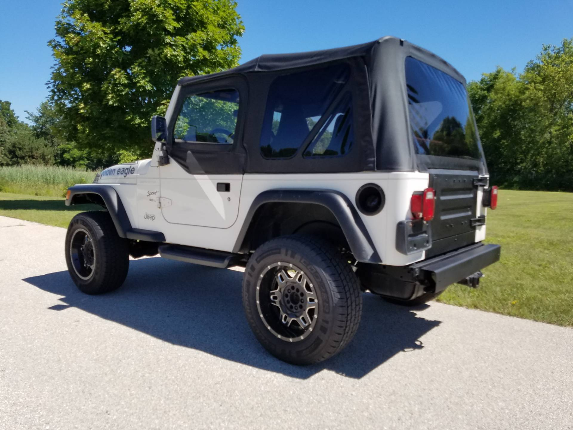 1999 Jeep® Wrangler Sport in Big Bend, Wisconsin - Photo 29