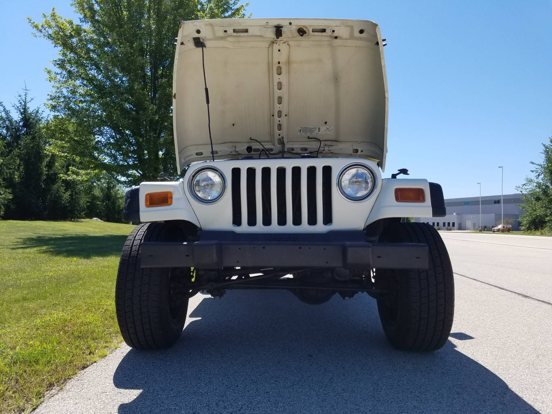 1999 Jeep® Wrangler Sport in Big Bend, Wisconsin - Photo 73