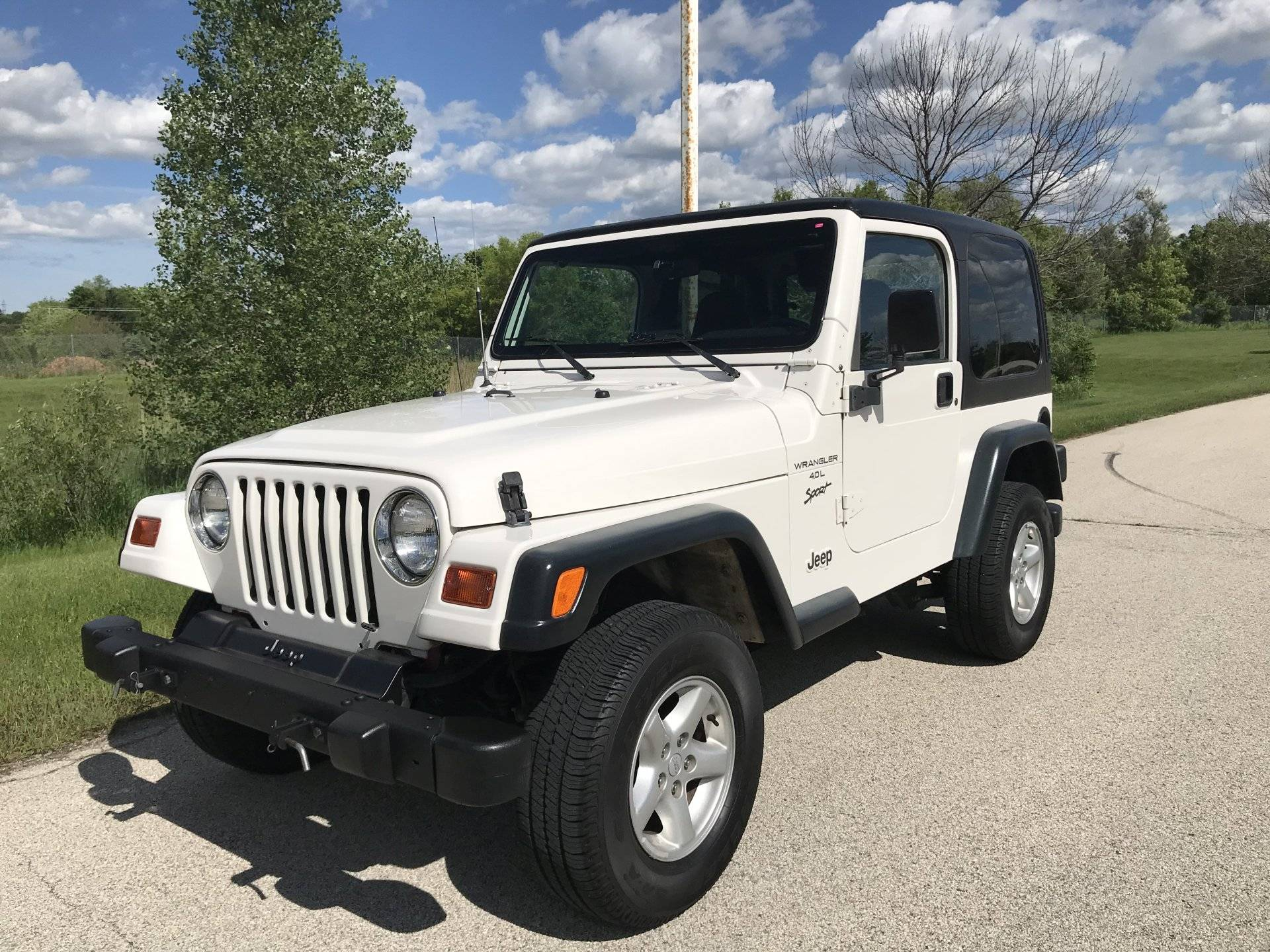 1999 Jeep® Wrangler Sport in Big Bend, Wisconsin - Photo 5