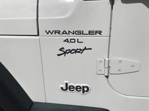 1999 Jeep® Wrangler Sport in Big Bend, Wisconsin - Photo 7