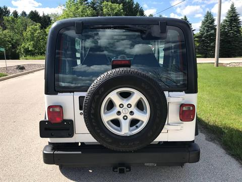 1999 Jeep® Wrangler Sport in Big Bend, Wisconsin - Photo 11