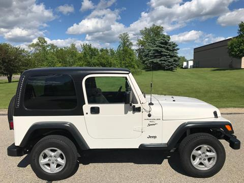 1999 Jeep® Wrangler Sport in Big Bend, Wisconsin - Photo 67