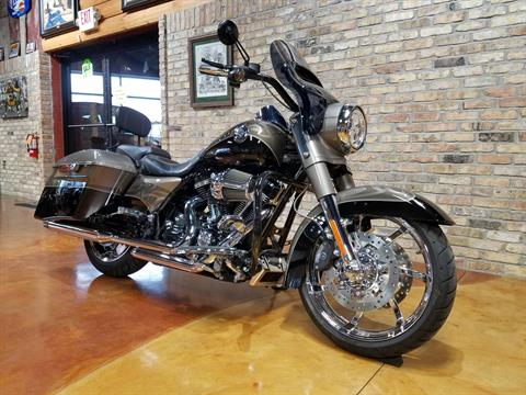 2014 Harley-Davidson CVO™ Road King® in Big Bend, Wisconsin - Photo 2