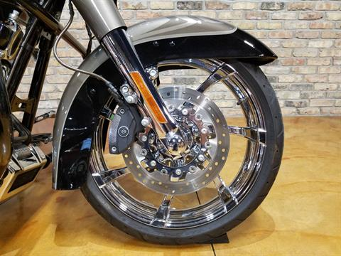 2014 Harley-Davidson CVO™ Road King® in Big Bend, Wisconsin - Photo 17