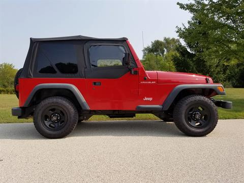 1998 Jeep® Wrangler SE in Big Bend, Wisconsin - Photo 3