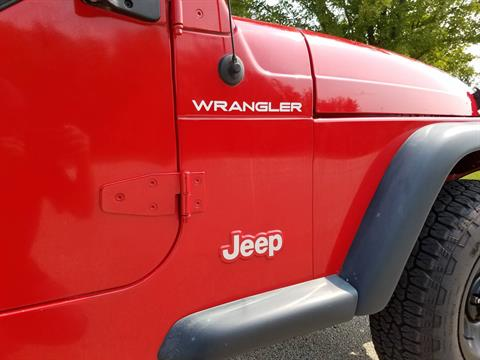 1998 Jeep® Wrangler SE in Big Bend, Wisconsin - Photo 26