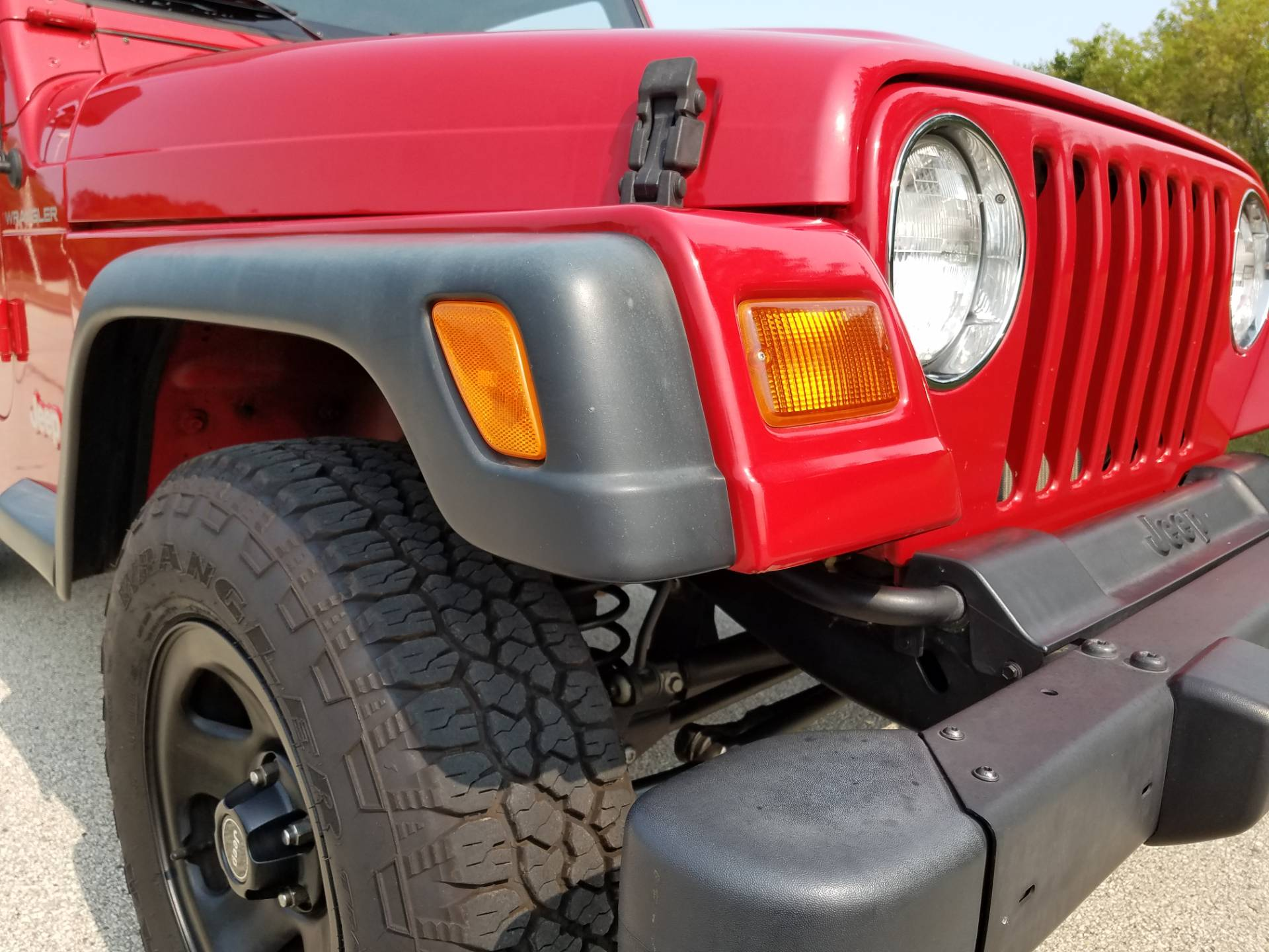 1998 Jeep® Wrangler SE in Big Bend, Wisconsin - Photo 28