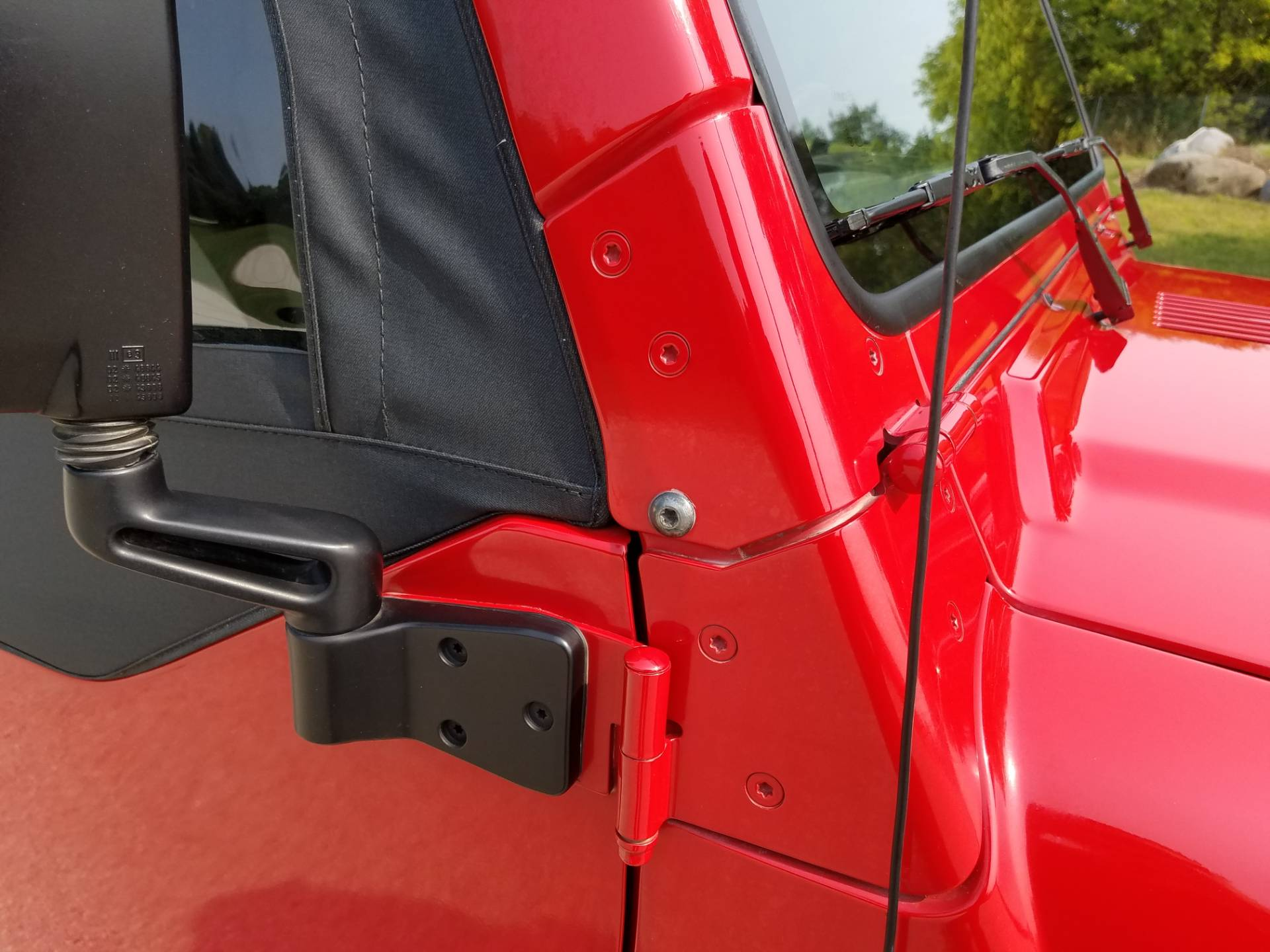 1998 Jeep® Wrangler SE in Big Bend, Wisconsin - Photo 30