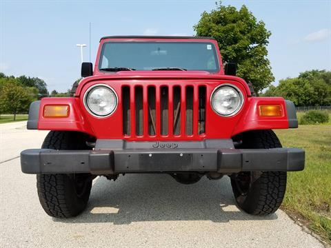 1998 Jeep® Wrangler SE in Big Bend, Wisconsin - Photo 44