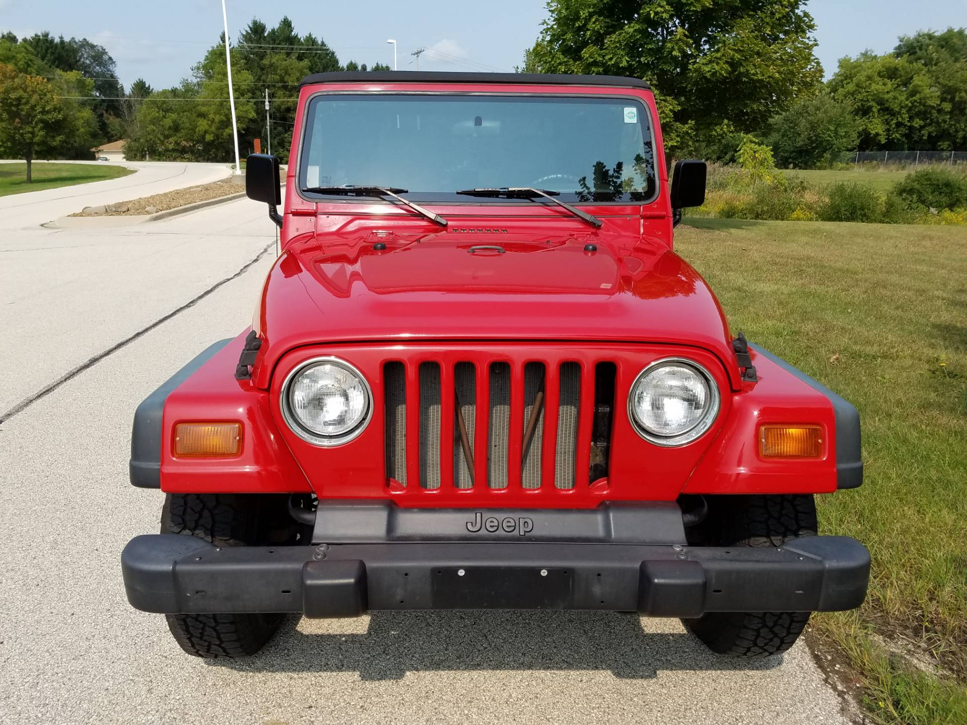 1998 Jeep® Wrangler SE in Big Bend, Wisconsin - Photo 45