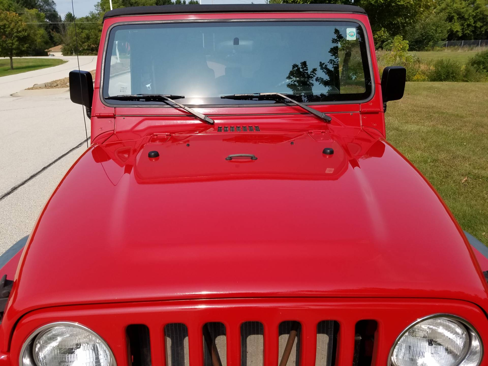 1998 Jeep® Wrangler SE in Big Bend, Wisconsin - Photo 46