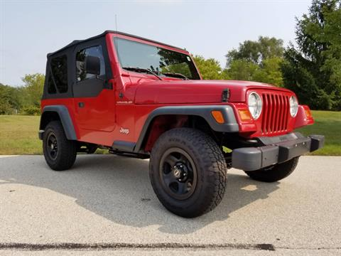 1998 Jeep® Wrangler SE in Big Bend, Wisconsin - Photo 63