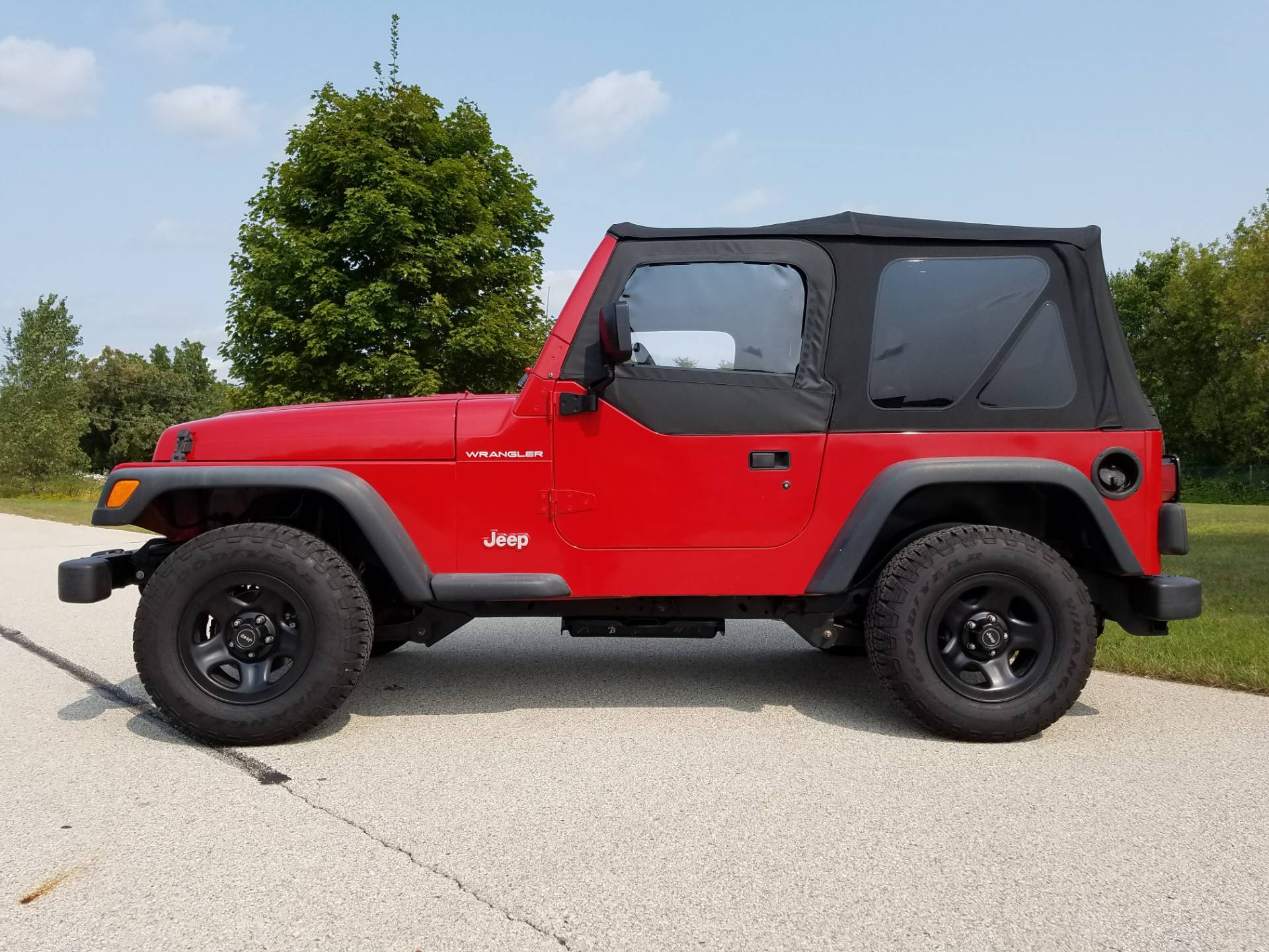 1998 Jeep® Wrangler SE in Big Bend, Wisconsin - Photo 68