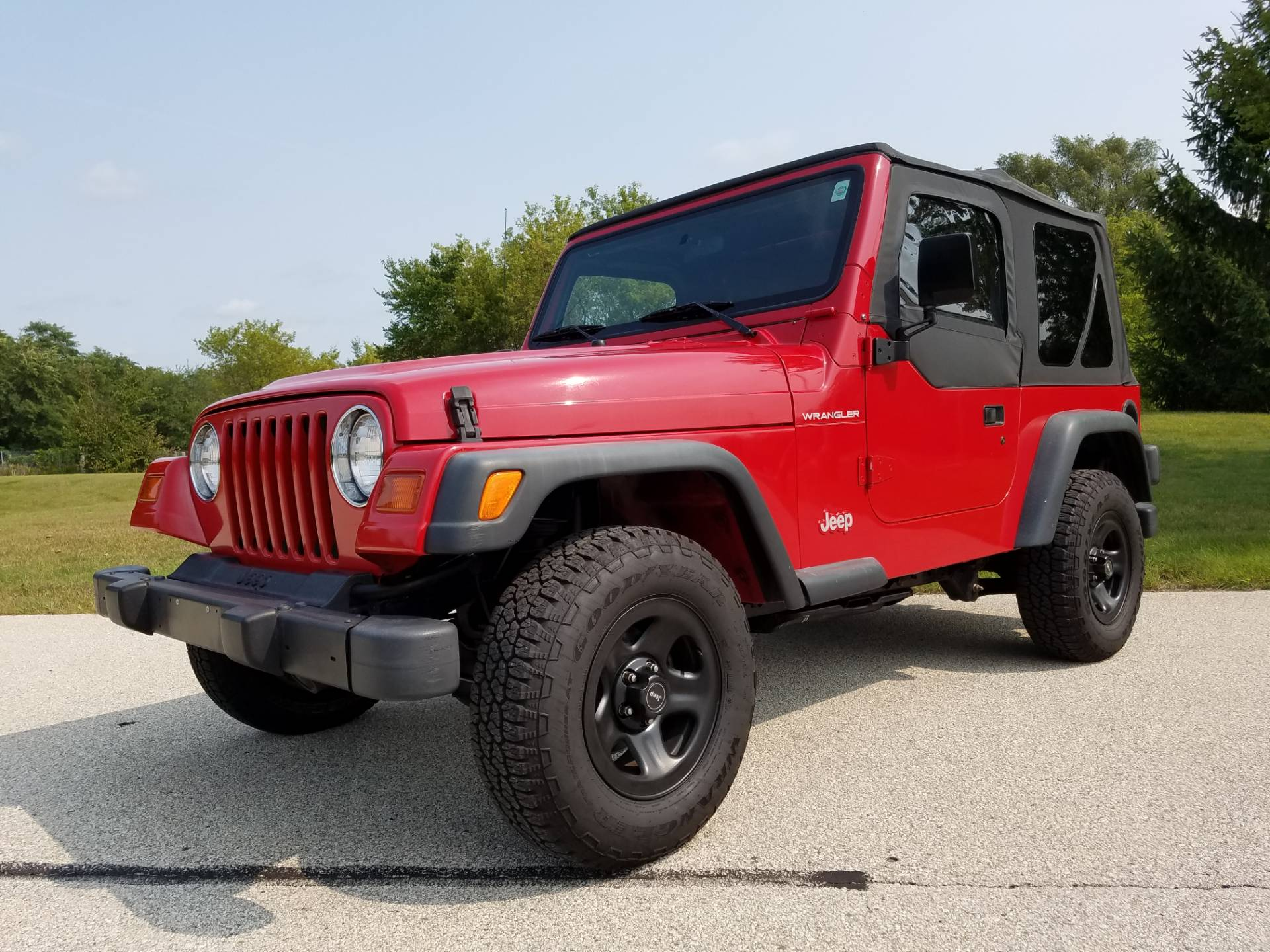 1998 Jeep® Wrangler SE in Big Bend, Wisconsin - Photo 69