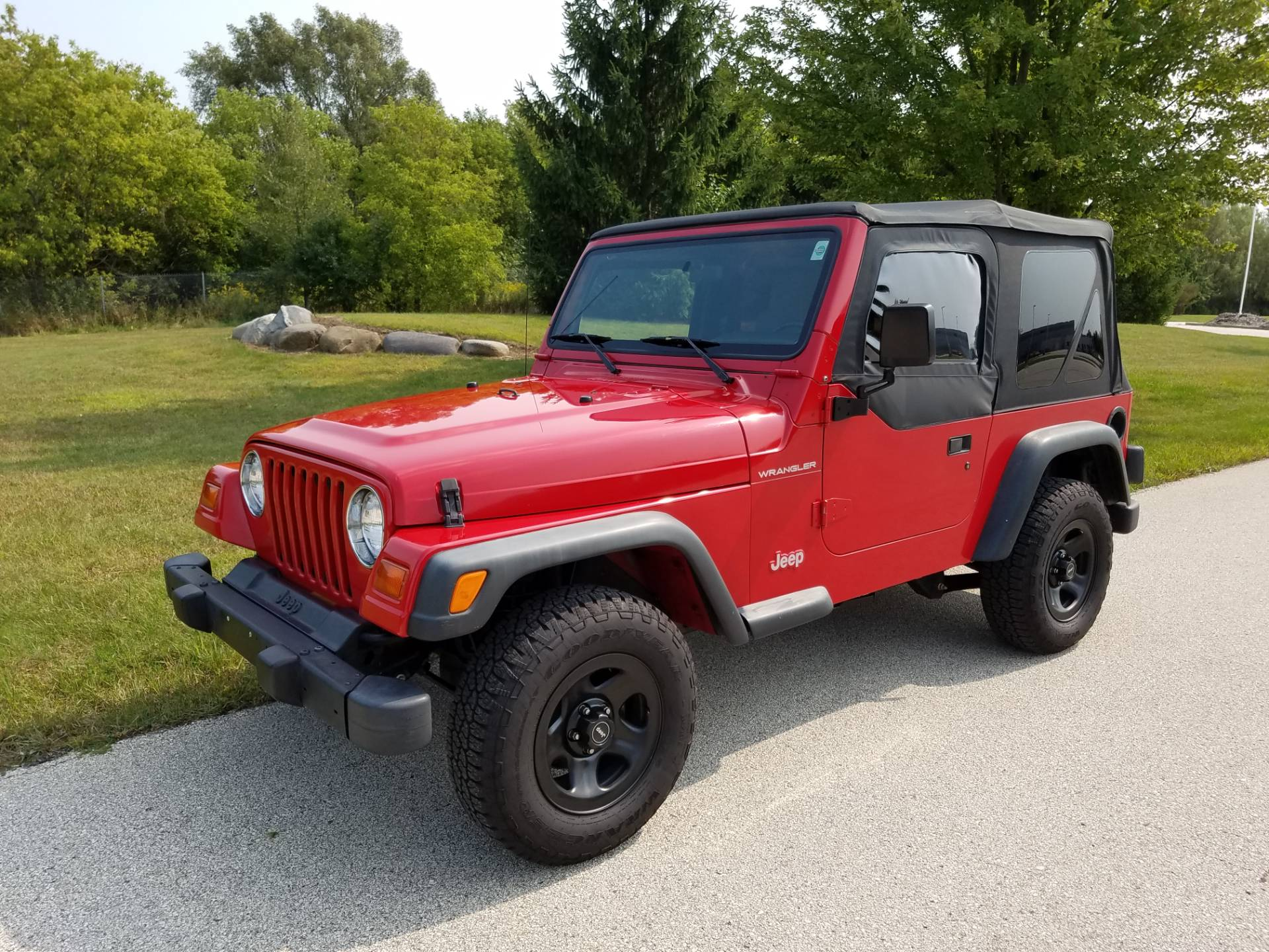 1998 Jeep® Wrangler SE in Big Bend, Wisconsin - Photo 73