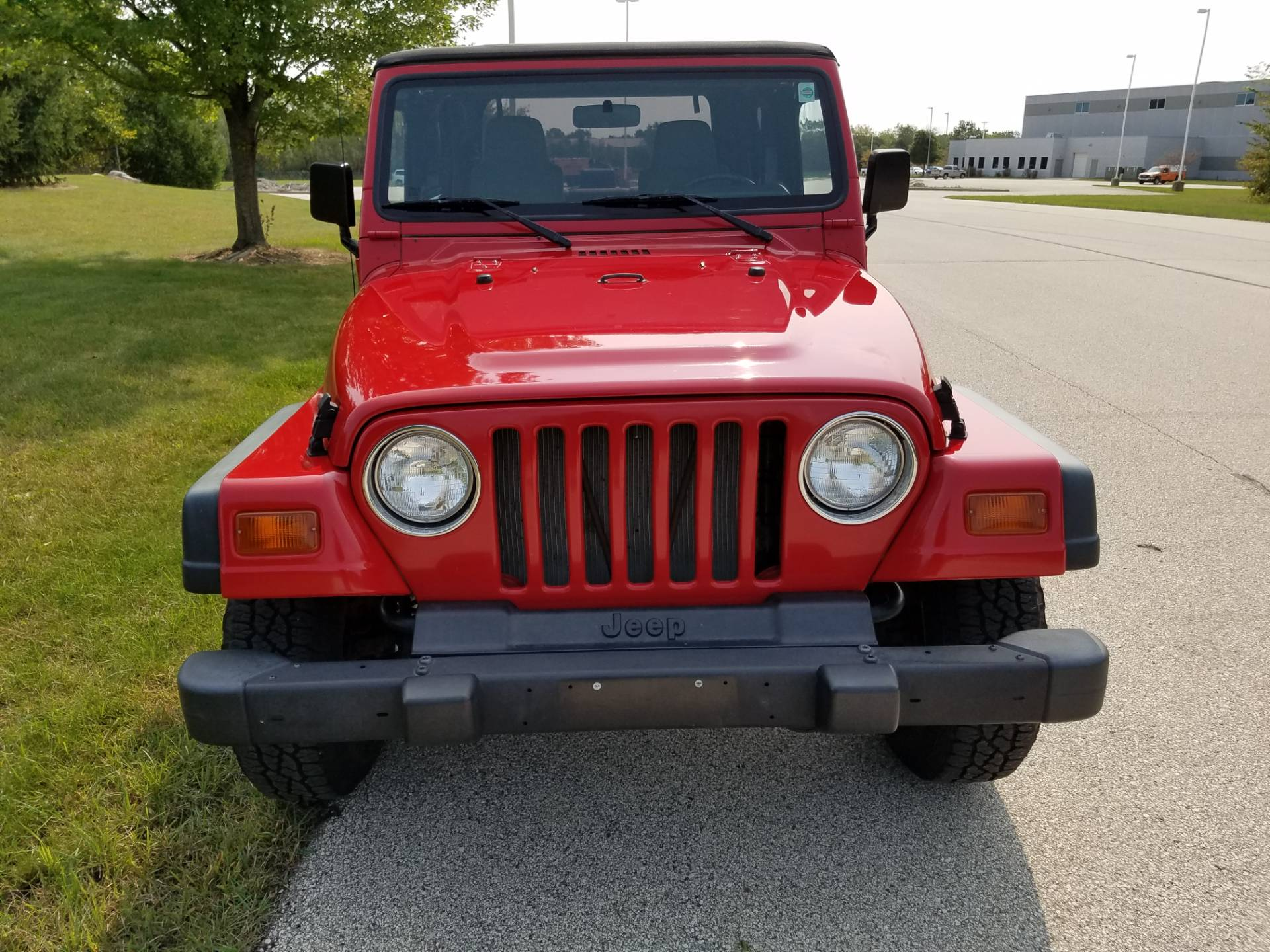 1998 Jeep® Wrangler SE in Big Bend, Wisconsin - Photo 89