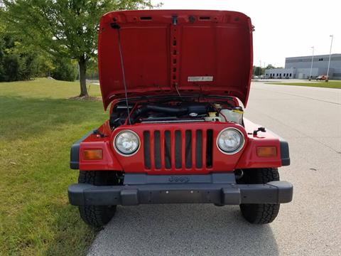 1998 Jeep® Wrangler SE in Big Bend, Wisconsin - Photo 114