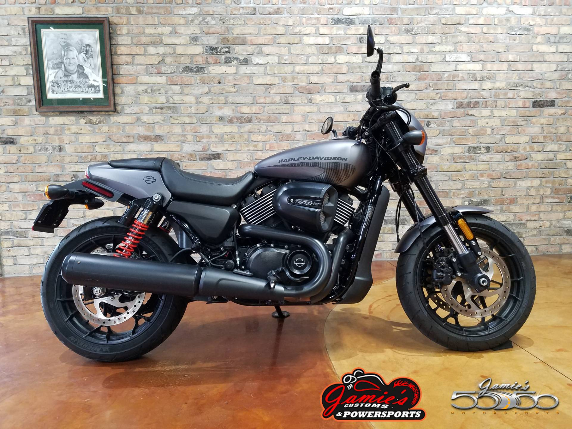 2017 Harley-Davidson Street Rod® in Big Bend, Wisconsin - Photo 1