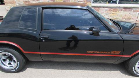 1985 Chevrolet MONTE CARLO SS in Big Bend, Wisconsin - Photo 3