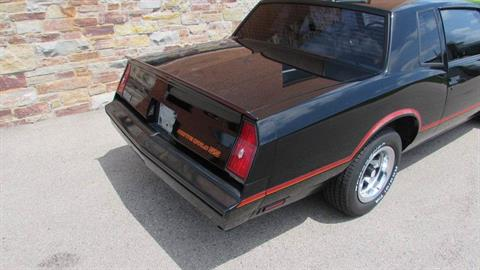 1985 Chevrolet MONTE CARLO SS in Big Bend, Wisconsin - Photo 8