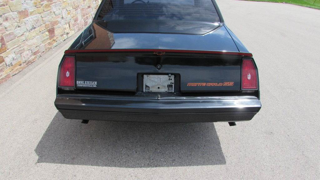 1985 Chevrolet MONTE CARLO SS in Big Bend, Wisconsin - Photo 7