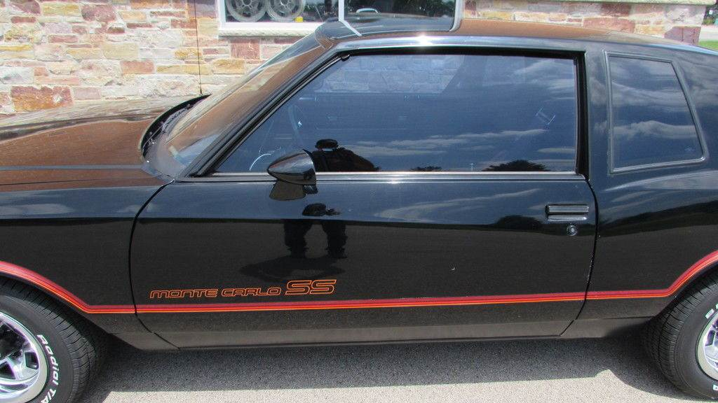 1985 Chevrolet MONTE CARLO SS in Big Bend, Wisconsin - Photo 12