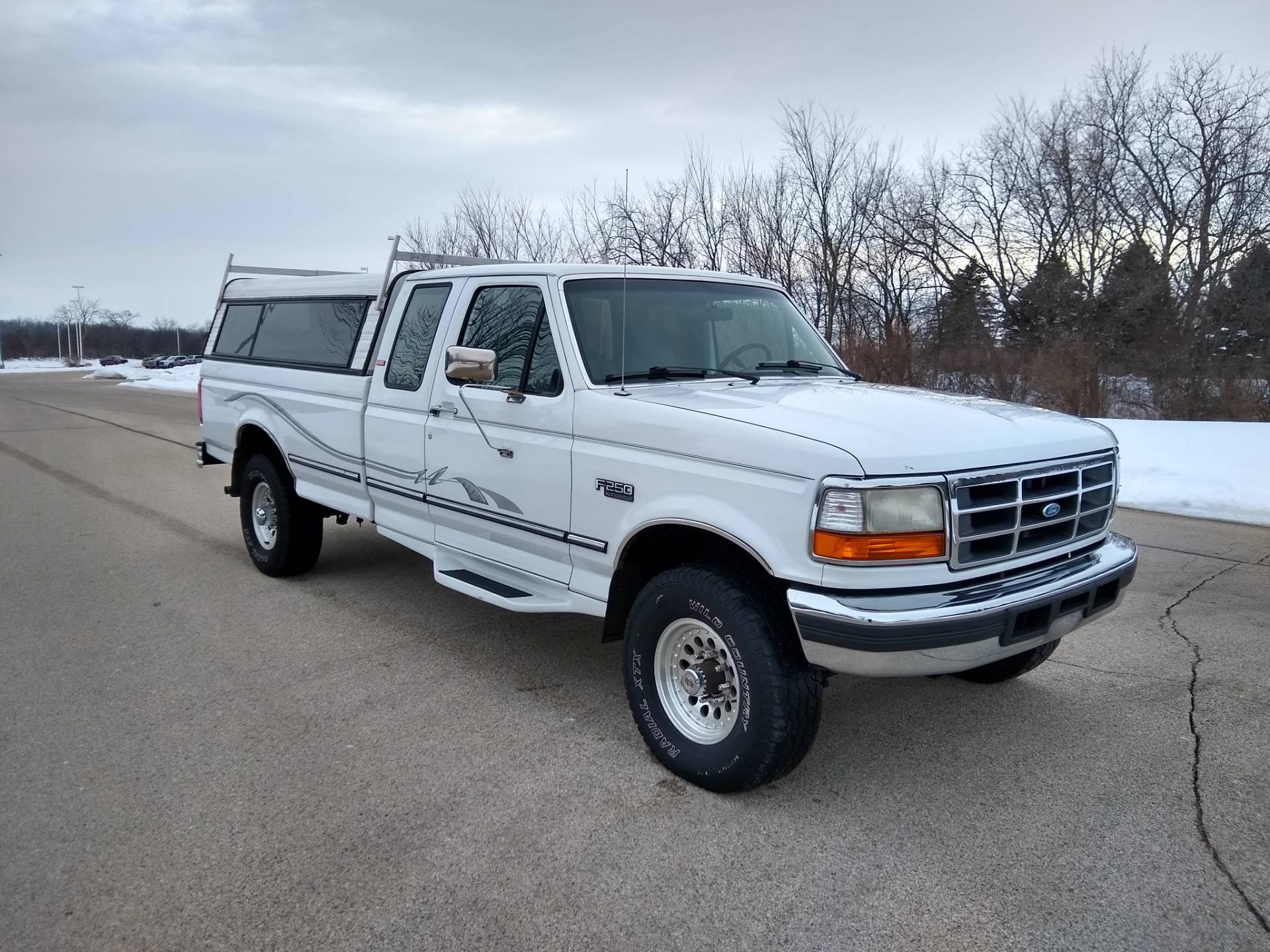 1996 Ford F250 SuperCab 4 x 4 in Big Bend, Wisconsin - Photo 146
