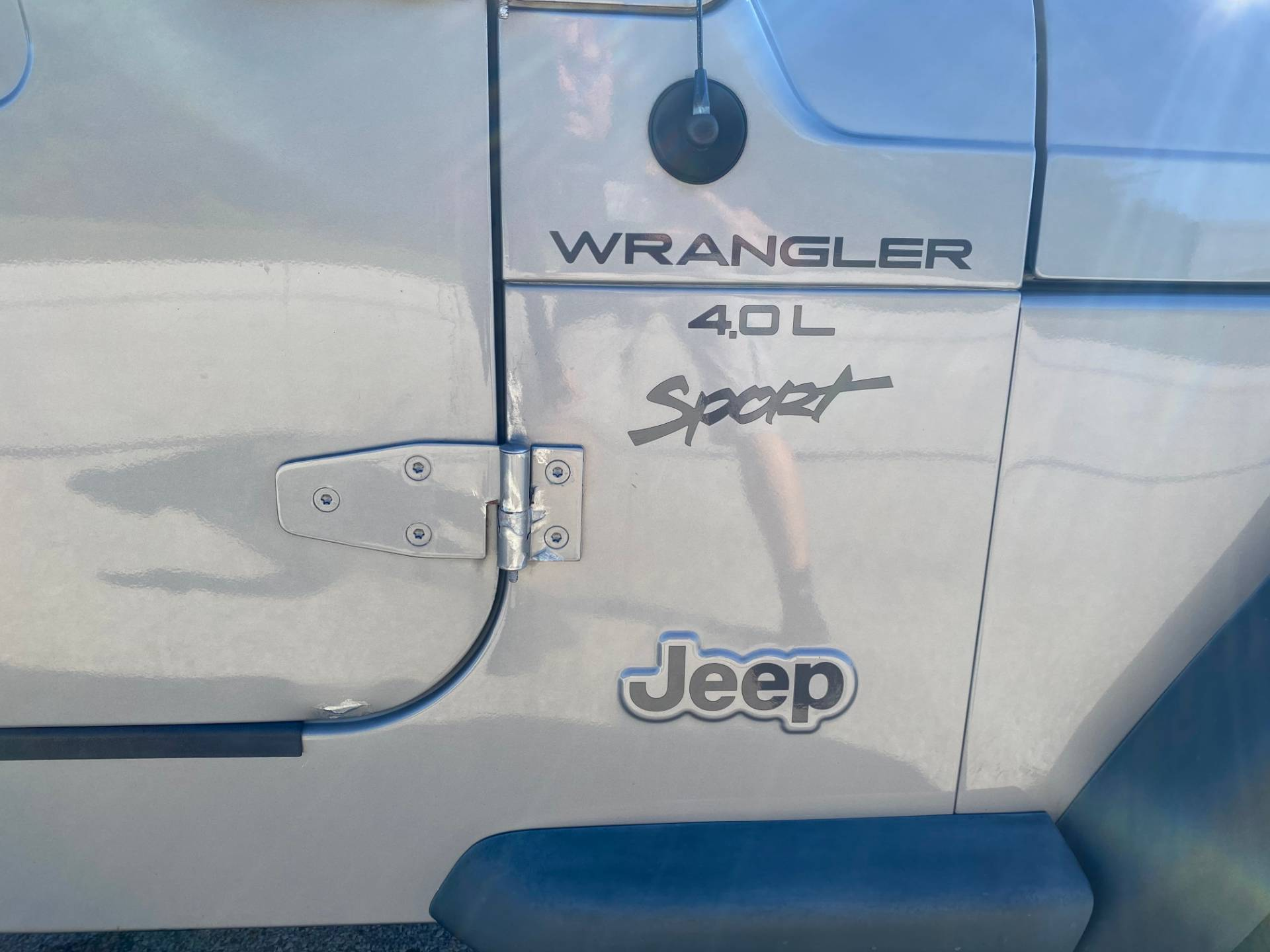 2000 Jeep® Wrangler in Big Bend, Wisconsin - Photo 8