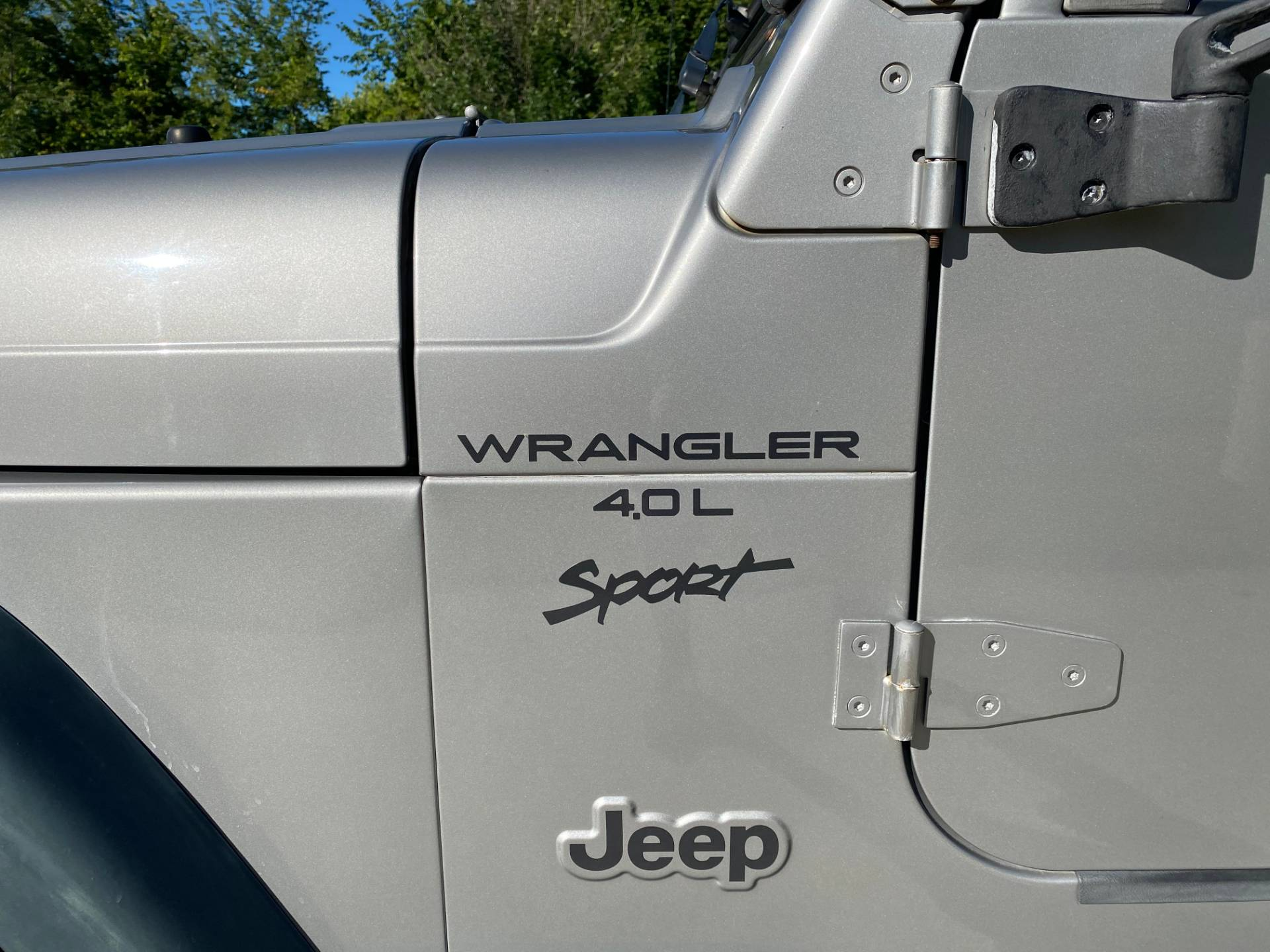 2000 Jeep® Wrangler in Big Bend, Wisconsin - Photo 17