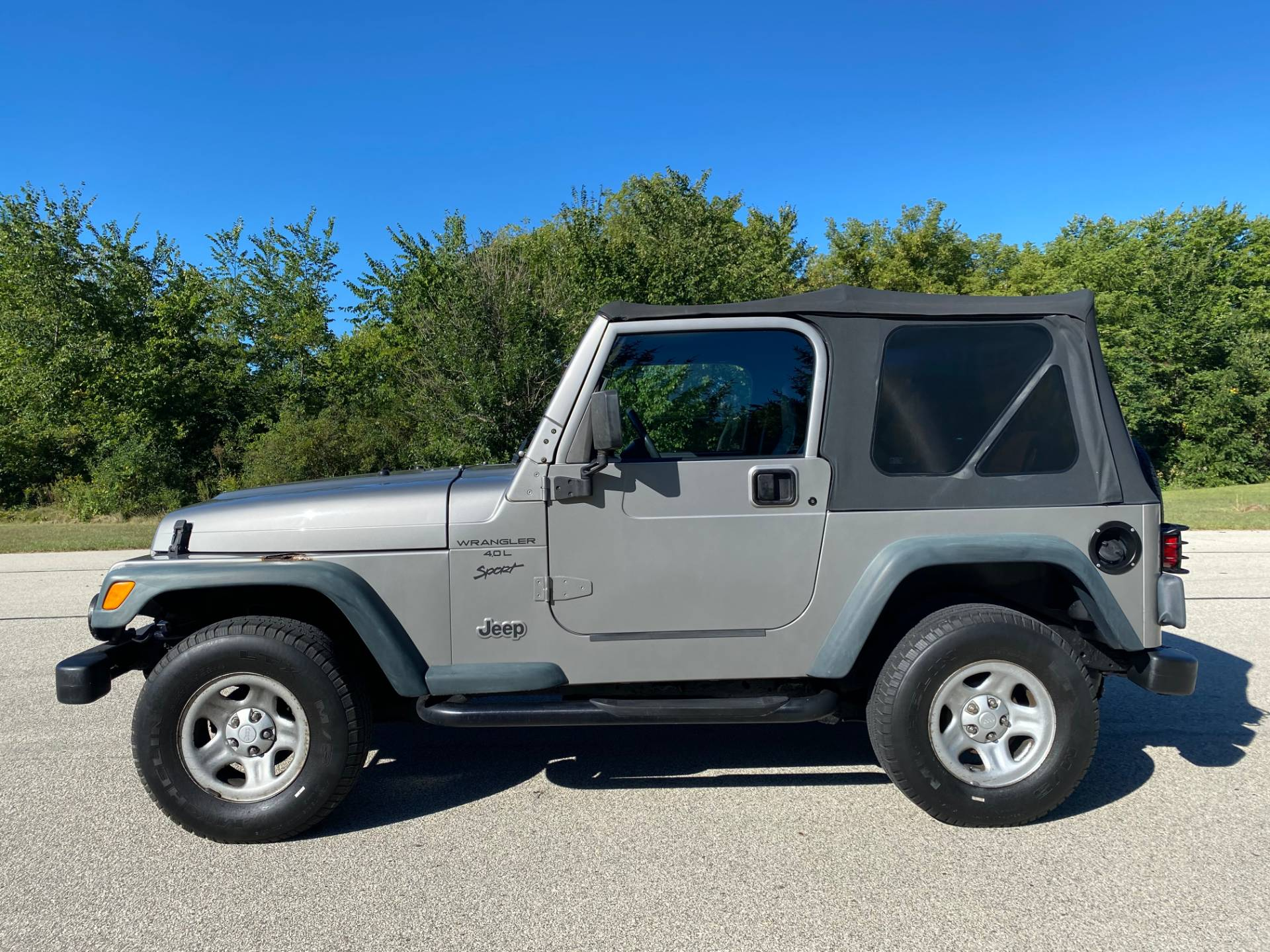 2000 Jeep® Wrangler in Big Bend, Wisconsin - Photo 21