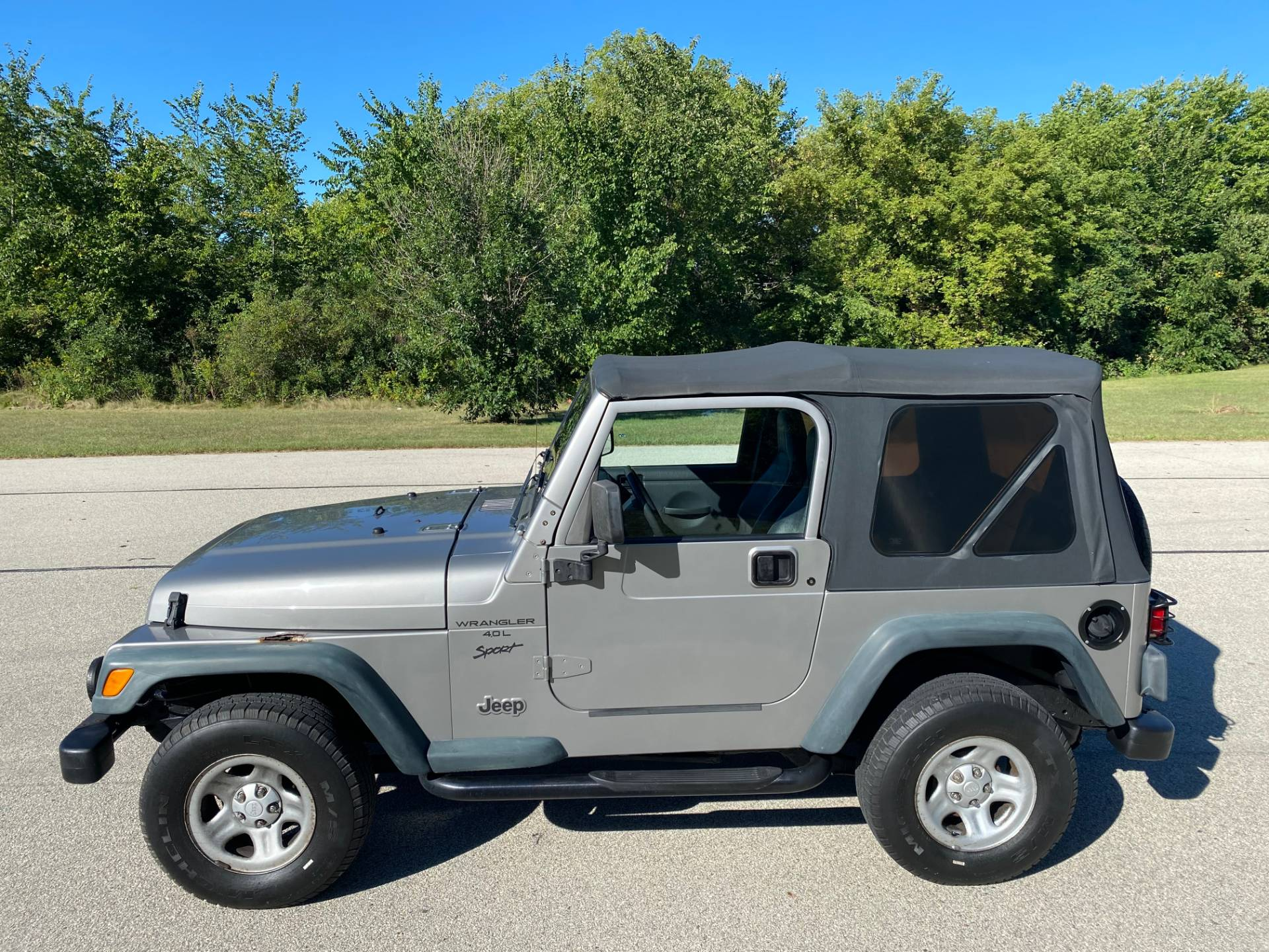 2000 Jeep® Wrangler in Big Bend, Wisconsin - Photo 22