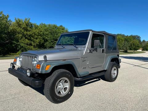 2000 Jeep® Wrangler in Big Bend, Wisconsin - Photo 23