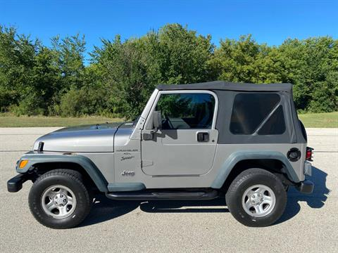 2000 Jeep® Wrangler in Big Bend, Wisconsin - Photo 26