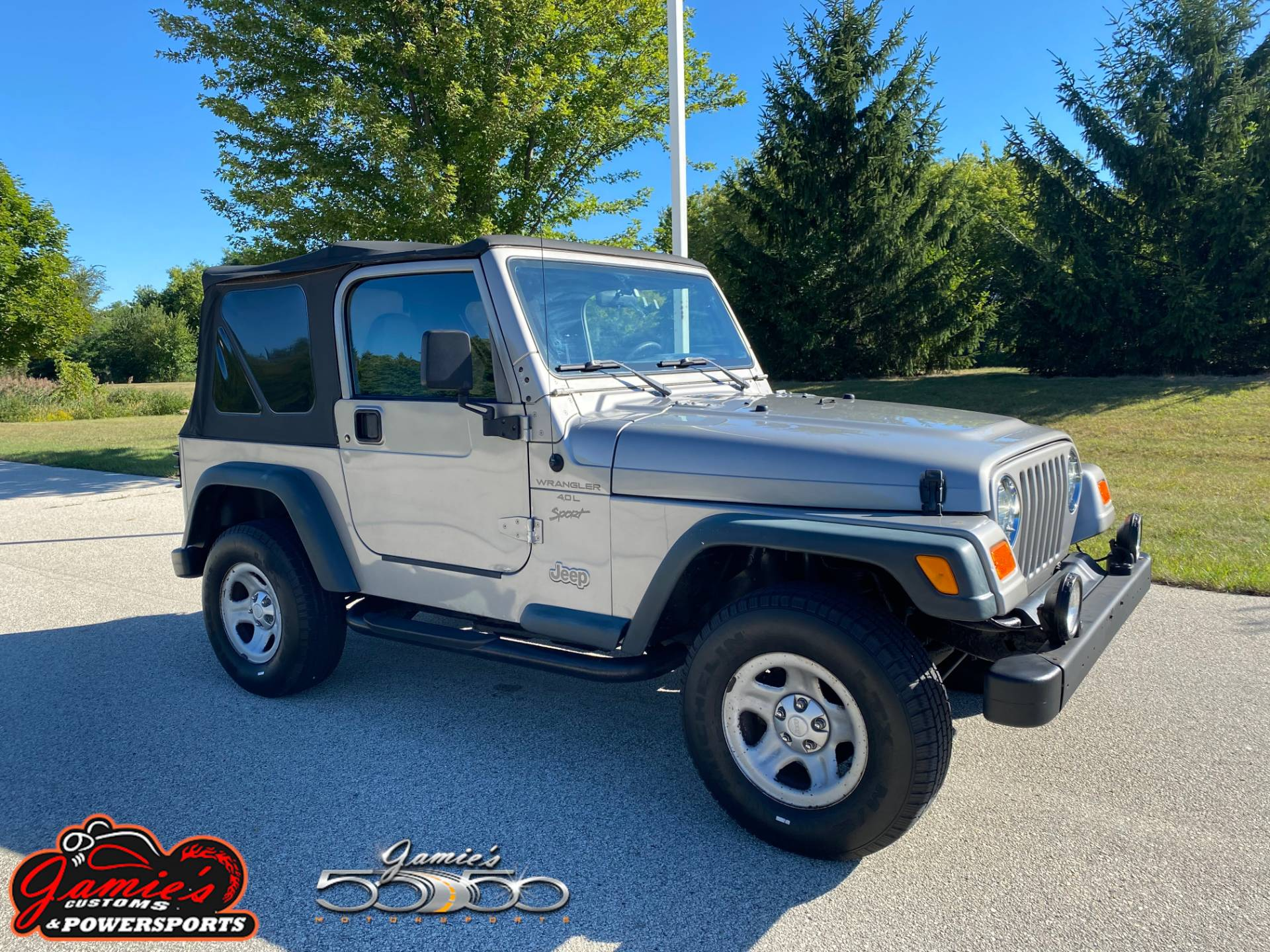 2000 Jeep® Wrangler in Big Bend, Wisconsin - Photo 1