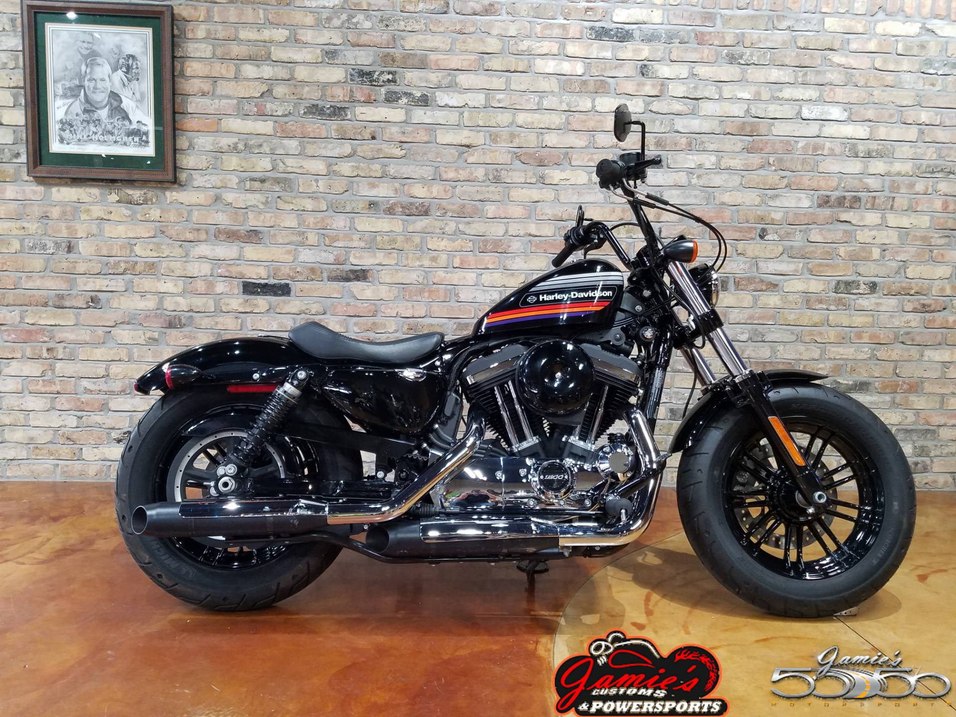 2018 Harley-Davidson Forty-Eight® Special in Big Bend, Wisconsin - Photo 1