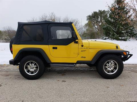 2002 Jeep® Wrangler Sport in Big Bend, Wisconsin - Photo 2