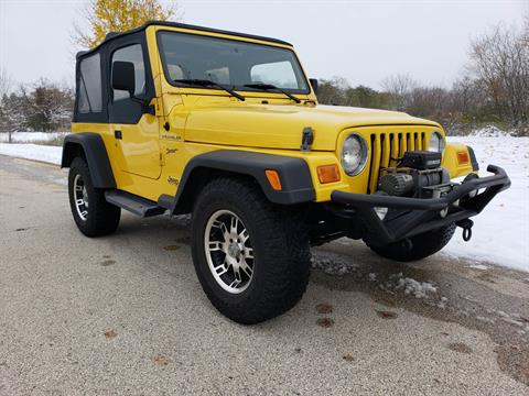 2002 Jeep® Wrangler Sport in Big Bend, Wisconsin - Photo 3