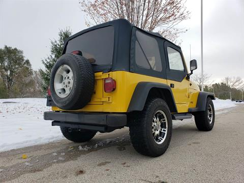 2002 Jeep® Wrangler Sport in Big Bend, Wisconsin - Photo 23