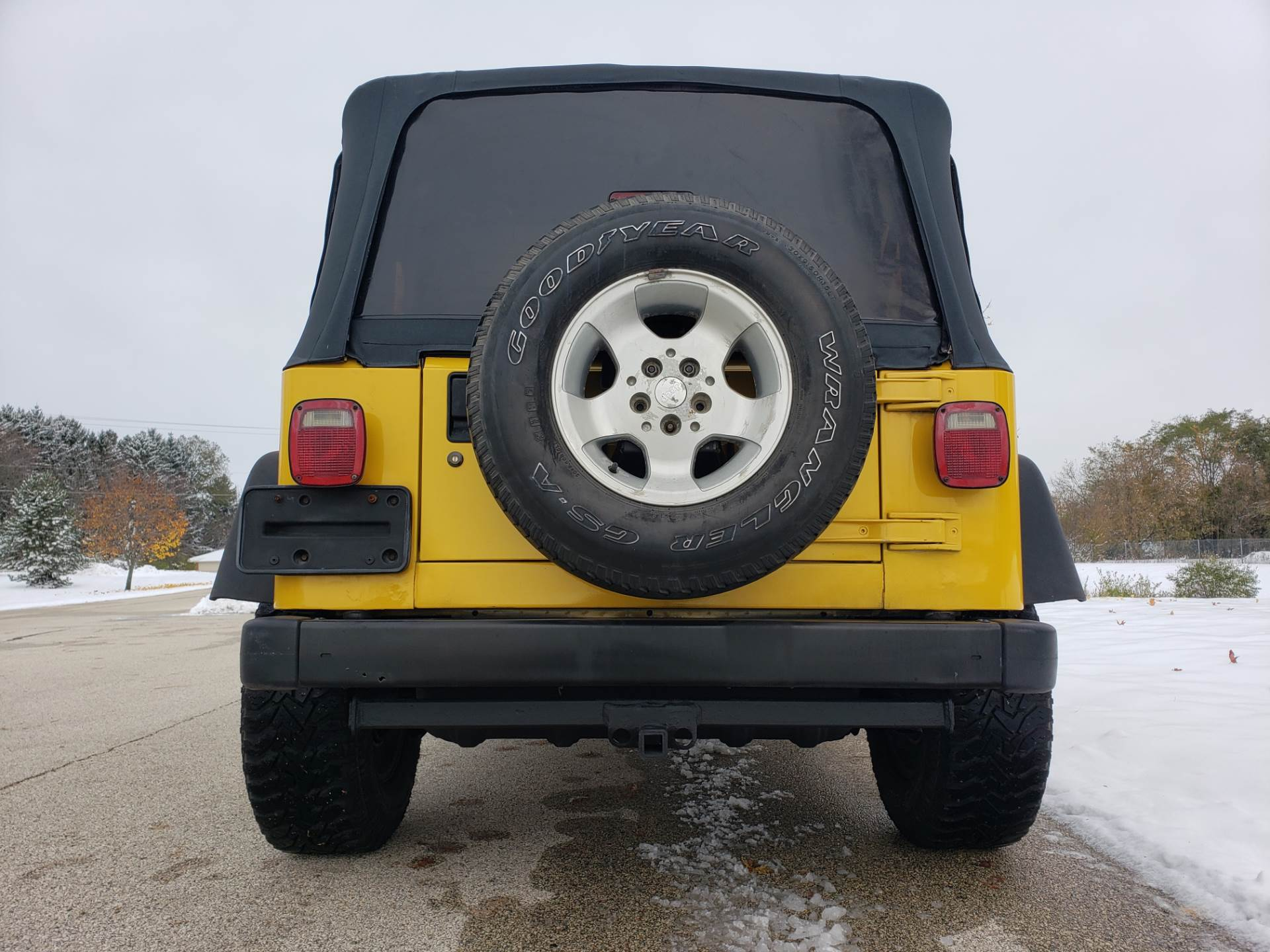2002 Jeep® Wrangler Sport in Big Bend, Wisconsin - Photo 27