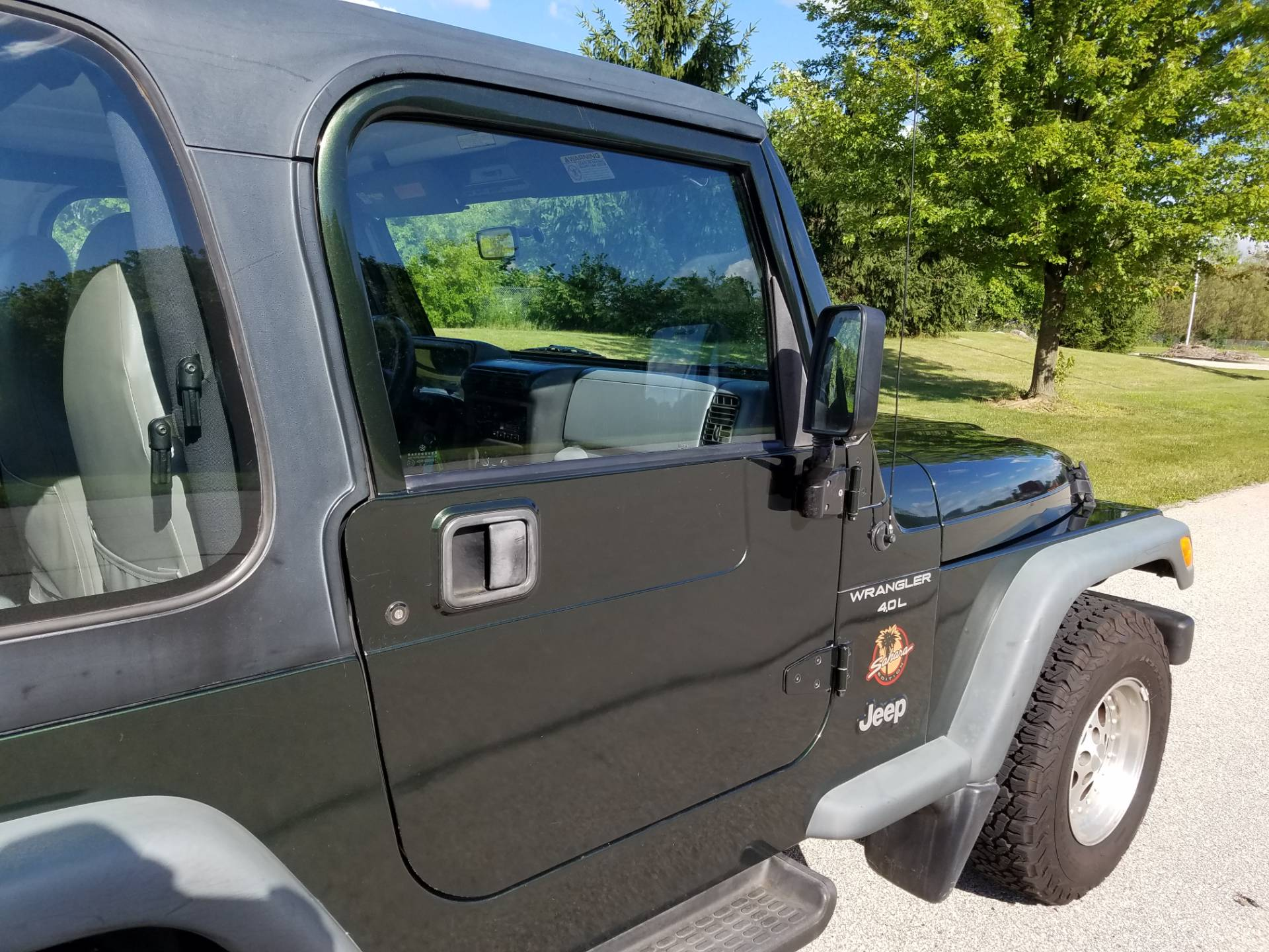 1998 Jeep® Wrangler Sport in Big Bend, Wisconsin - Photo 45