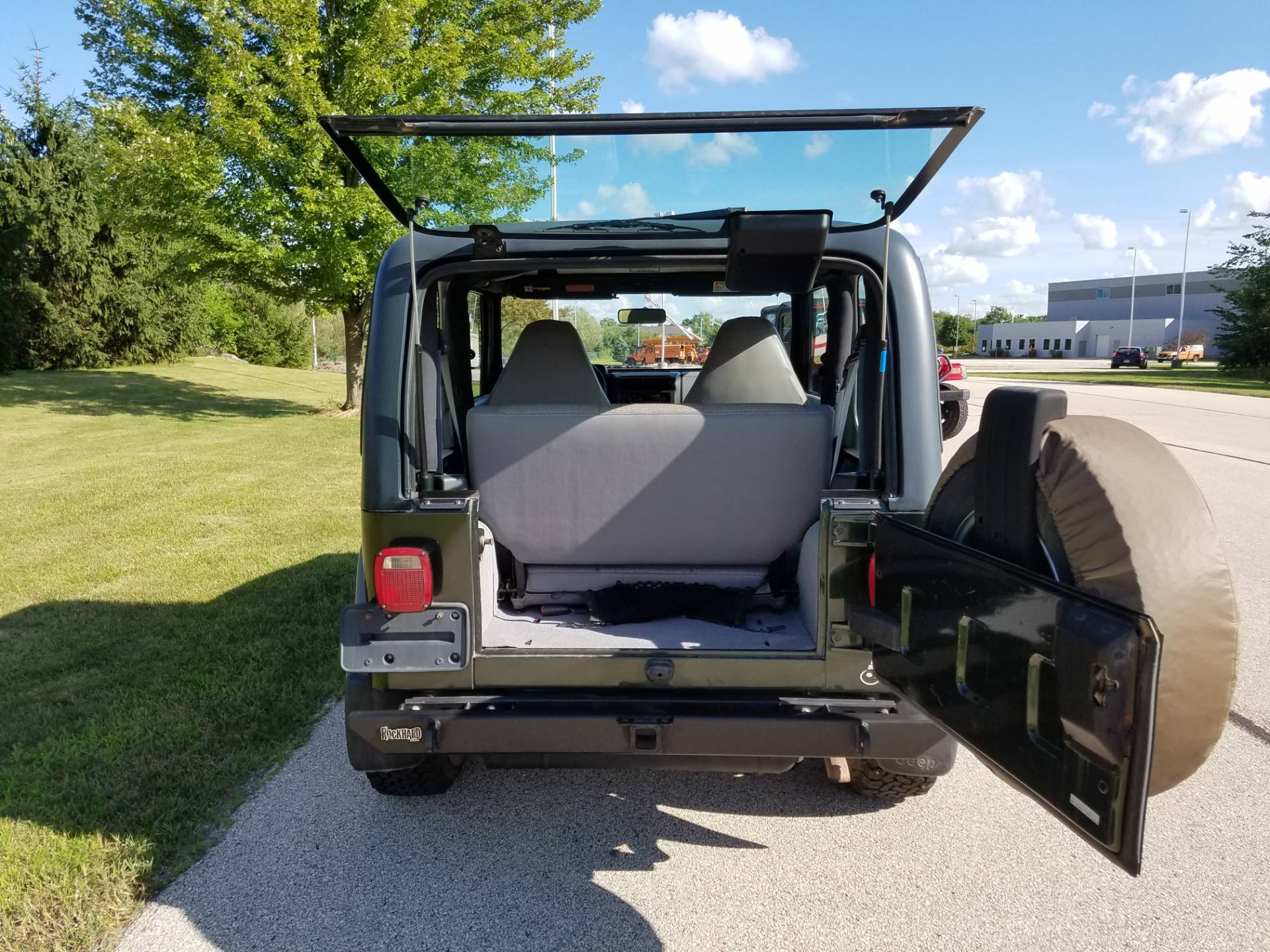 1998 Jeep® Wrangler Sport in Big Bend, Wisconsin - Photo 24