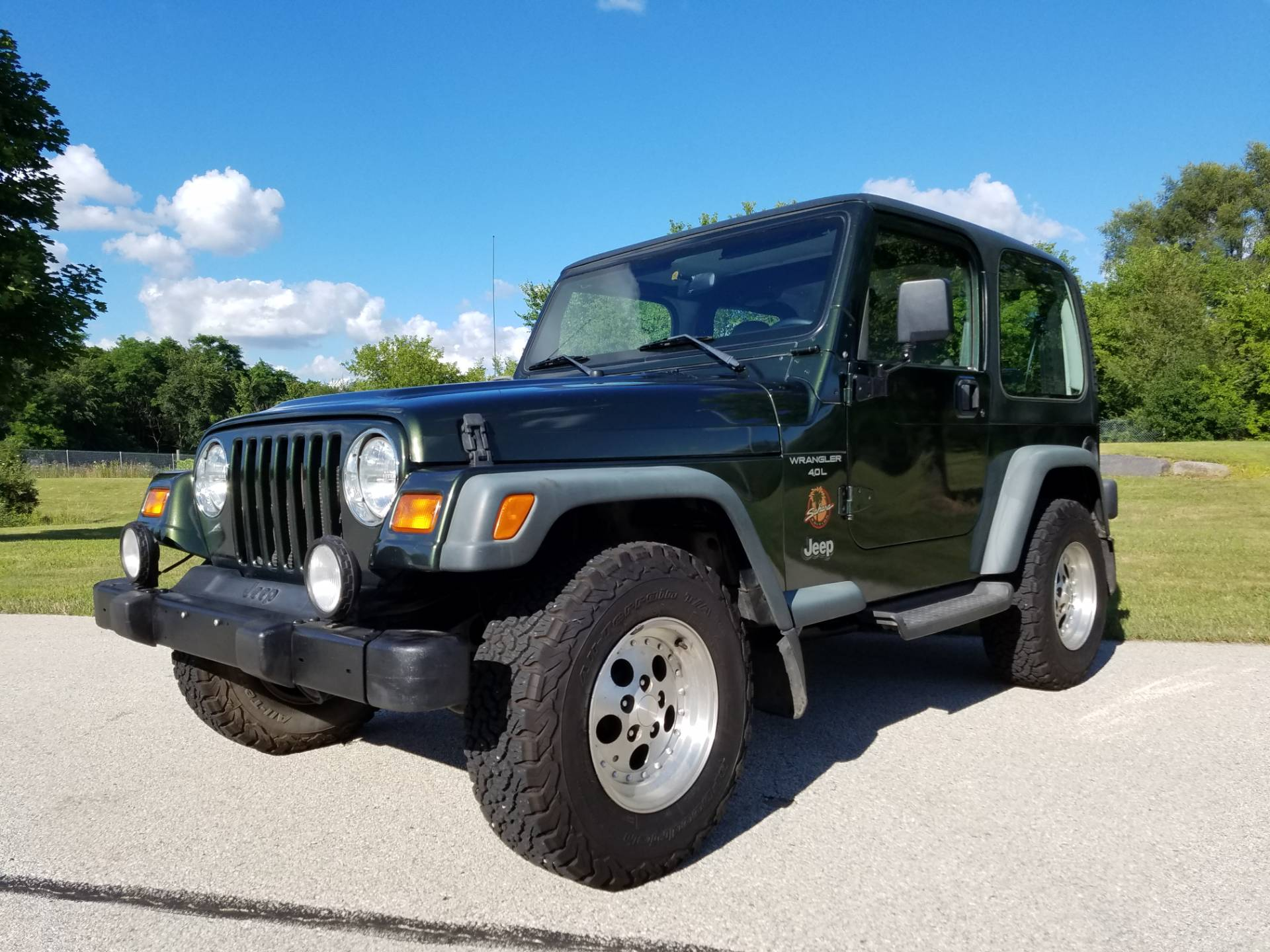 1998 Jeep® Wrangler Sport in Big Bend, Wisconsin - Photo 4