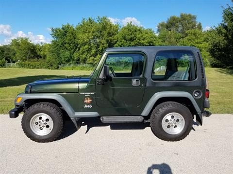 1998 Jeep® Wrangler Sport in Big Bend, Wisconsin - Photo 34