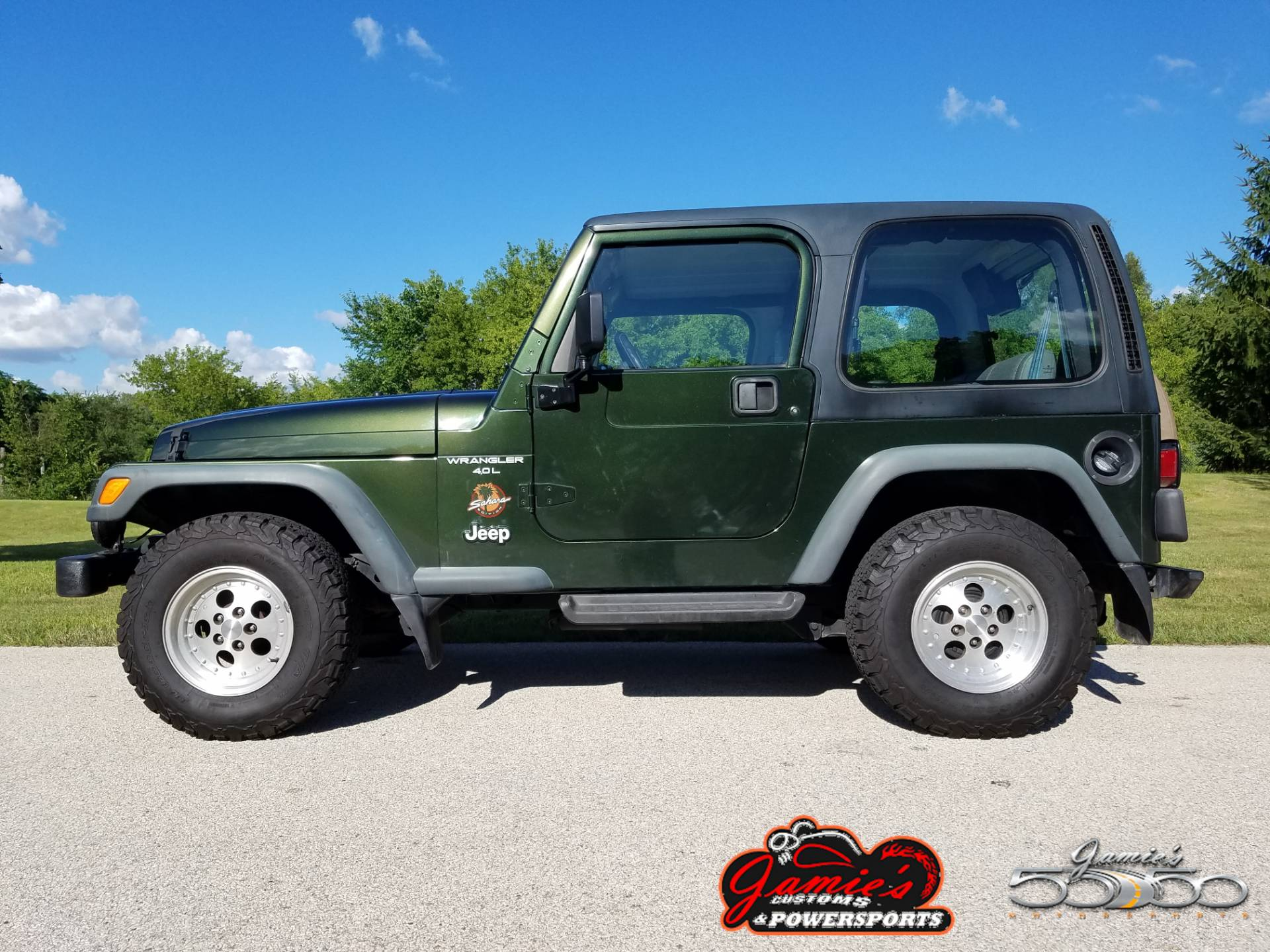 1998 Jeep® Wrangler Sport in Big Bend, Wisconsin - Photo 1