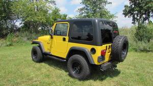 2006 Jeep WRANGLER X in Big Bend, Wisconsin - Photo 19