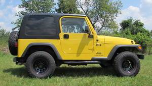 2006 Jeep WRANGLER X in Big Bend, Wisconsin - Photo 3